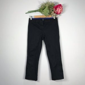 J. Crew | City Fit Mid Rise Capri Trouser SZ 2